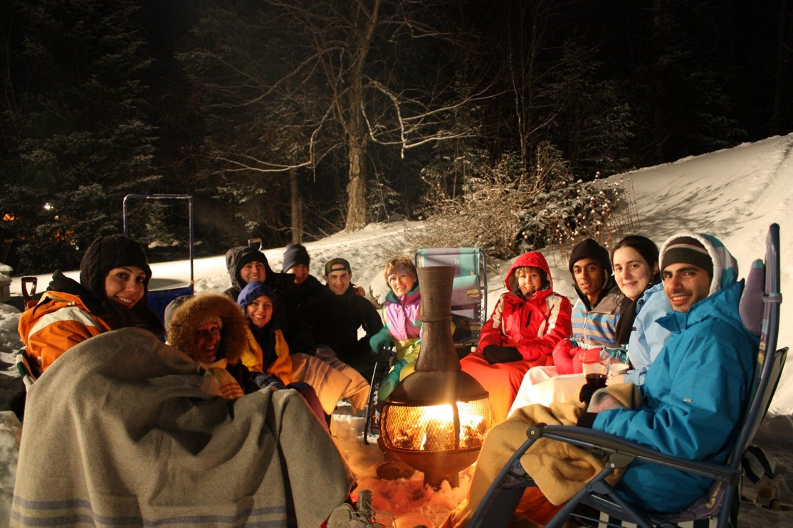 Lab retreat, winter 2011