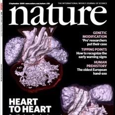 Nature Journal - 2009